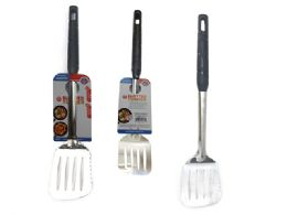 """72 Units of Slotted Turner 3"""" Wx14.75"""" - Kitchen Cutlery"""