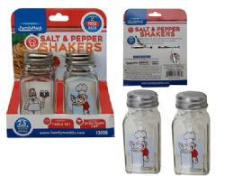 96 Units of Salt And Pepper Shakers - Kitchen Gadgets & Tools