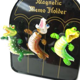 144 Units of Fridge Magnet Crocodile - Refrigerator Magnets