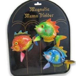 144 Units of Fridge Magnet Fish - Refrigerator Magnets