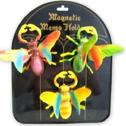 144 Units of Fridge Magnet Beetle - Refrigerator Magnets