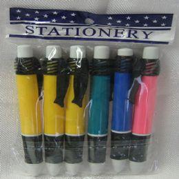96 Units of 6 Pieces Office Pen - Pens