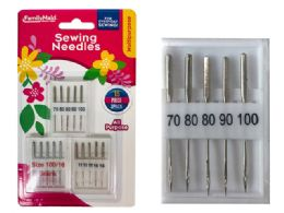 288 Units of 15pc Sewing Needles - Sewing Supplies