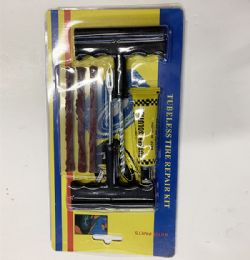 72 Units of Tire Repairing Kit Set - Auto Maintenance