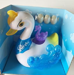 12 Units of Lay Egg Swan - Light Up Toys