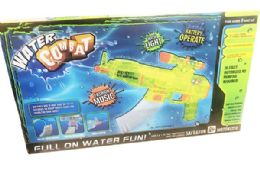 12 Units of Water Combat Gun With Lights And Sounds - Water Guns