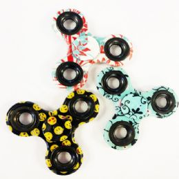 48 Units of Assorted Color Fidget Spinner - Fidget Spinners