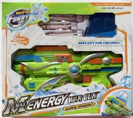 12 Units of Water bullet Safety Shooter - Light Up Toys