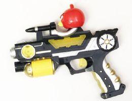 120 Units of Toy Machine Gun With Lights And Sounds - Toy Weapons