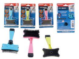 96 Units of Pet Brush - Pet Grooming Supplies