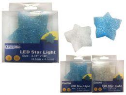 72 Units of Led Light Star - Lightbulbs