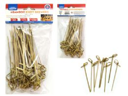 96 Units of Knotted Skewers - BBQ supplies