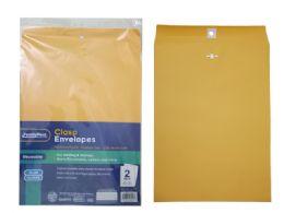72 Units of 2pc Clasp Envelopes - Envelopes