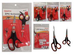 96 Units of 2pc Scissors - Kitchen Gadgets & Tools