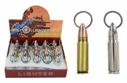 20 Units of Bullet Lighter Keychain - Lighters