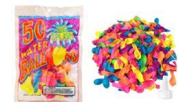 96 Units of Water Balloon 50 Count - Balloons & Balloon Holder