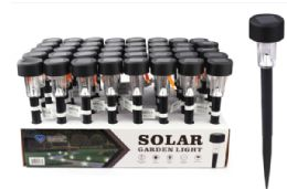 40 Units of Solar Pathway Light - Lamps and Lanterns