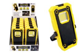 12 Units of Compact Cob Led Worklight - Lamps and Lanterns