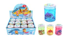 72 Units of Baby Shark Slime - Slime & Squishees
