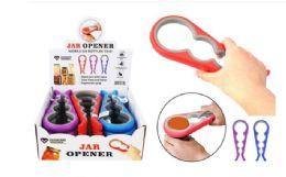 24 Units of Jar Bottle Opener - Kitchen Gadgets & Tools