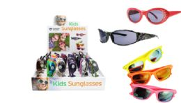 60 Units of Kids Sunglasses - Tape Measures and Measuring Tools
