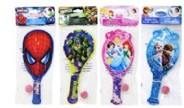 48 Units of Paddle Ball Licensed Characters - Lamps and Lanterns