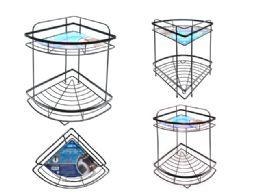 12 Units of Premium Quality 2-Tier Corner Organizer - Storage & Organization