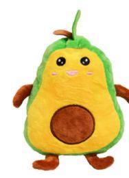 12 Units of Reversible Plush Avocado - Plush Toys