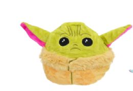 12 Units of Reversible Plush Baby Yoda - Plush Toys