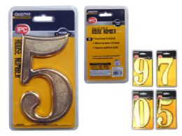 240 Units of House Numbers 0-9 - Hardware