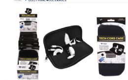 32 Units of Tech Accessory Case - Headphones and Earbuds