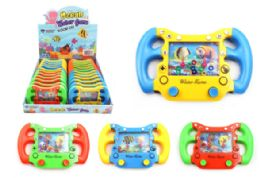 72 Units of Water Game Sea Life - Novelty Toys