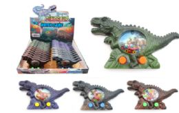 72 Units of Water Game Dinosaur - Novelty Toys