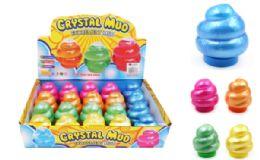 80 Units of Crystal Poop Slime - Slime & Squishees
