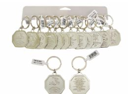 72 Units of Zodiac Keychain Assorted - Key Chains