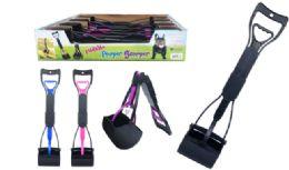 16 Units of Pooper Scooper Folding - Pet Grooming Supplies