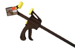18 Units of Bar Clamp 12 Inches - Clamps