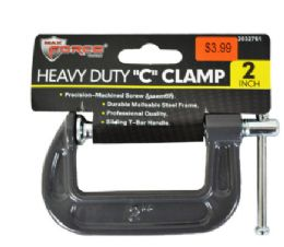 36 Units of C Clamp 2 Inch - Clamps