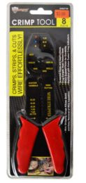 36 Units of Crimping Tool 8 Inch - Wrenches