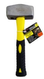 12 Units of Fiberglass Drilling Hammer 3 Pounds - Hammers