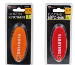 48 Units of Floating Keychain - Key Chains