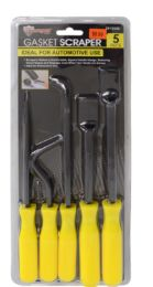 12 Units of Gasket Scrapers 5 Piece - Hardware Gear