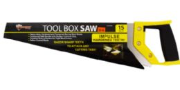 12 Units of Hand Saw 15 Inch - Saws