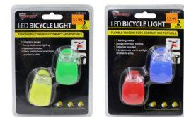 36 Units of Led Bike Light 2 Piece - Biking