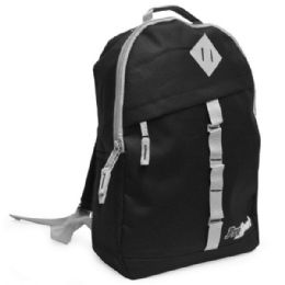 2 Units of Multi-pocket Front Loops Backpack With Beverage Pocket In Assorted Colors - Draw String & Sling Packs