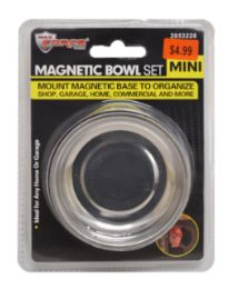 24 Units of Magnetic Bowl 3 Inch - Hardware