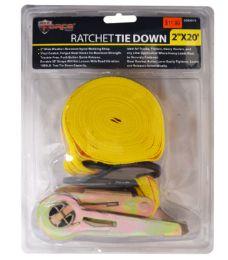 12 Units of Ratchet Tie Down - Ratchets