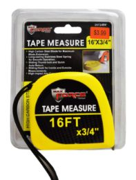 36 Units of Tape Measure - Tape Measures and Measuring Tools
