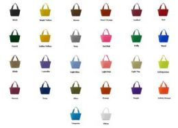 24 Units of Simple & Cool Lunch Coolers - Cooler & Lunch Bags
