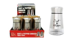 48 Units of Salt Pepper Shakers - Kitchen Gadgets & Tools